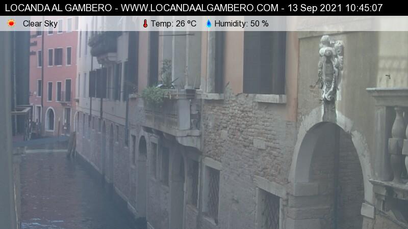Locanda al Gambero Webcam